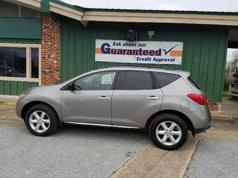 2009 Nissan Murano AWD S 4dr SUV - Orange TX