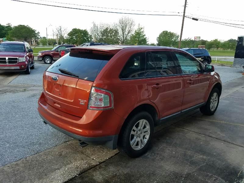 2008 Ford Edge SEL 4dr SUV - Orange TX