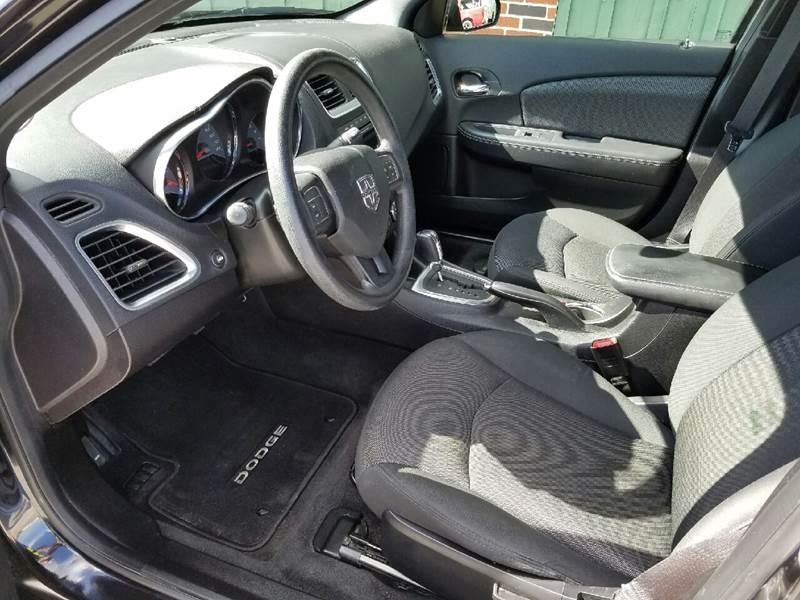 2014 Dodge Avenger SE 4dr Sedan - Orange TX