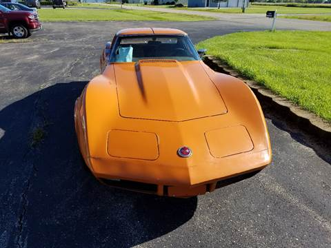 1973 Chevrolet Corvette for sale at Craig Auto Sales in Omro WI