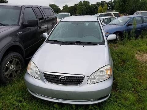 2006 Toyota Corolla for sale at Craig Auto Sales in Omro WI