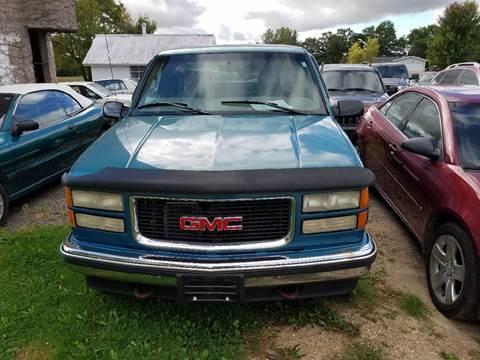 1997 GMC Sierra 1500 for sale in Omro, WI
