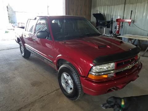2003 Chevrolet S-10 for sale in Omro, WI