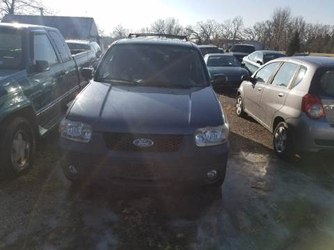 2005 Ford Escape for sale at Craig Auto Sales in Omro WI