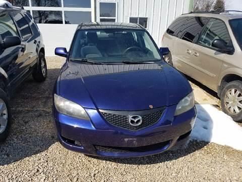 2004 Mazda MAZDA3 for sale at Craig Auto Sales in Omro WI