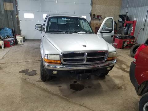 2001 Dodge Dakota for sale at Craig Auto Sales in Omro WI