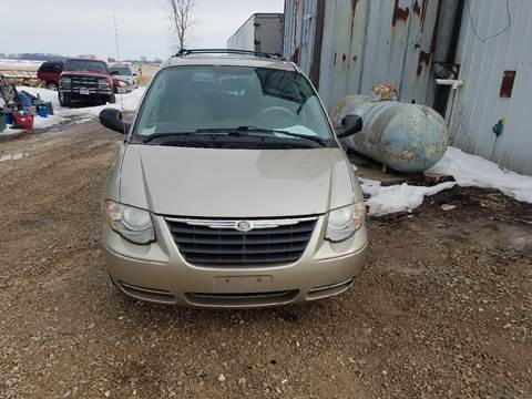2006 Chrysler Town and Country for sale at Craig Auto Sales in Omro WI