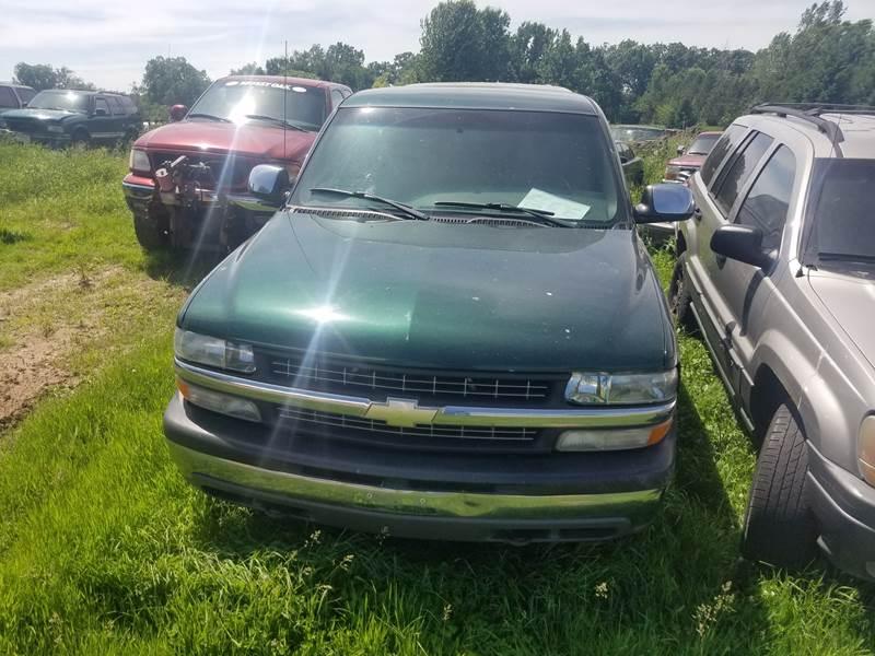 2001 Chevrolet Silverado 1500 for sale at Craig Auto Sales in Omro WI