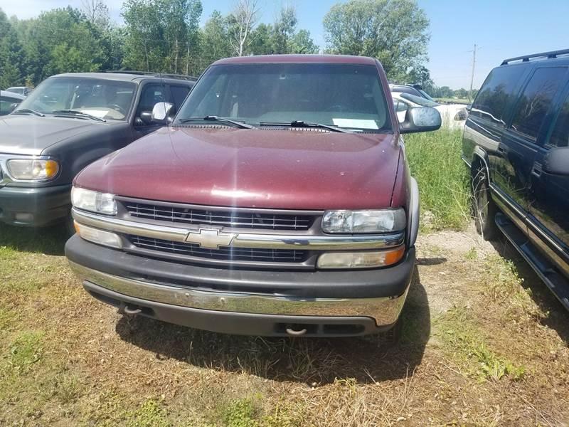 2000 Chevrolet Silverado 1500 for sale at Craig Auto Sales in Omro WI