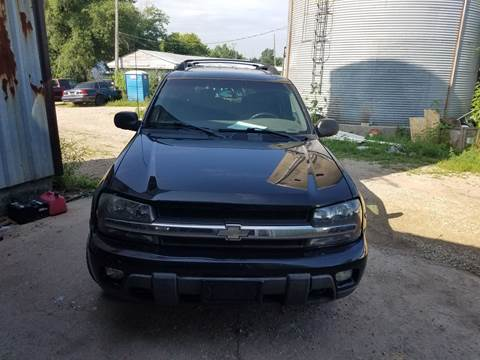 2003 Chevrolet TrailBlazer for sale at Craig Auto Sales in Omro WI