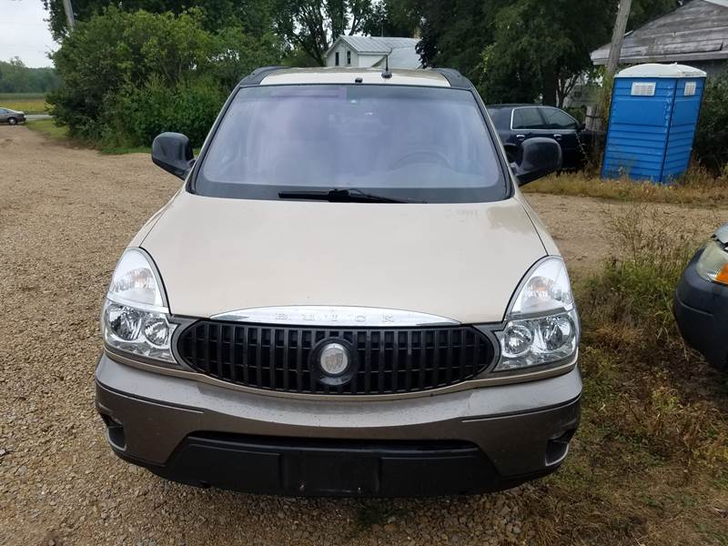 2004 Buick Rendezvous for sale at Craig Auto Sales in Omro WI