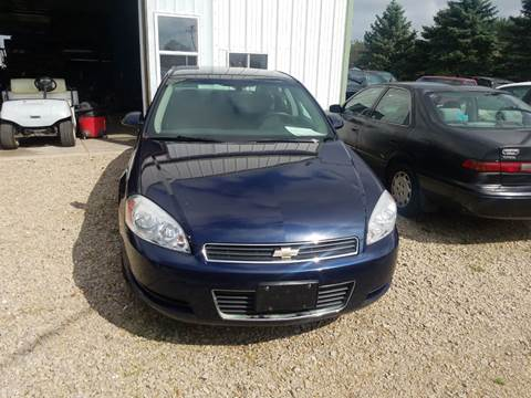 2007 Chevrolet Impala for sale in Omro, WI