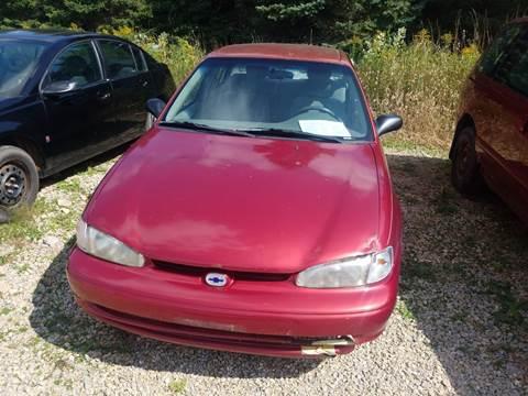 2001 Chevrolet Prizm for sale in Omro, WI