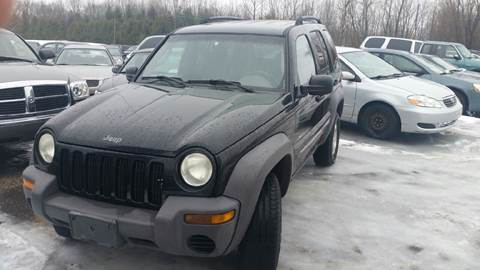 2002 Jeep Liberty for sale in Omro, WI