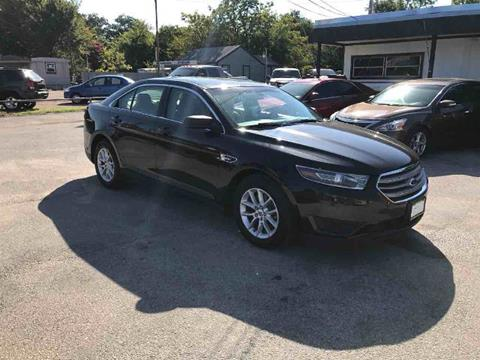 2015 Ford Taurus for sale in Haltom City, TX