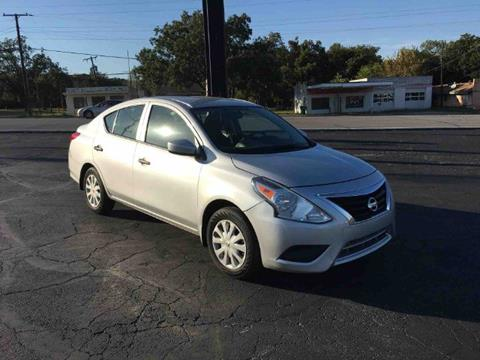 2016 Nissan Versa for sale in Haltom City, TX