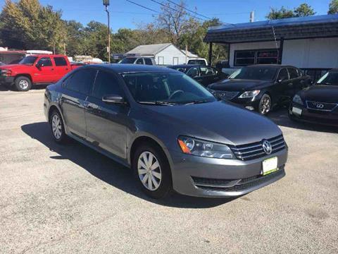2012 Volkswagen Passat for sale in Haltom City, TX