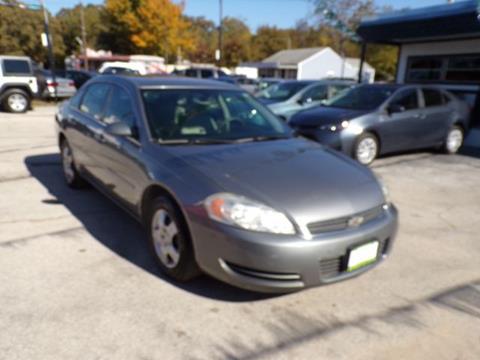 2007 Chevrolet Impala for sale in Haltom City, TX