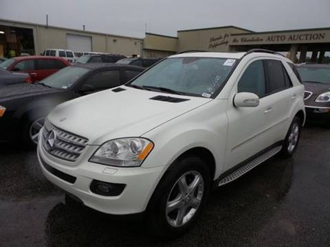 2008 Mercedes-Benz M-Class for sale in Johnsonville, SC