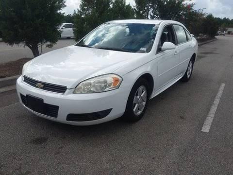 2011 Chevrolet Impala for sale in Johnsonville, SC