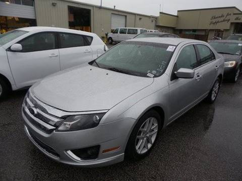 2012 Ford Fusion for sale in Johnsonville, SC