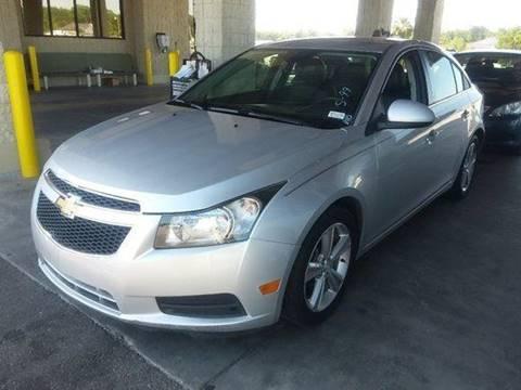 2013 Chevrolet Cruze for sale in Johnsonville, SC
