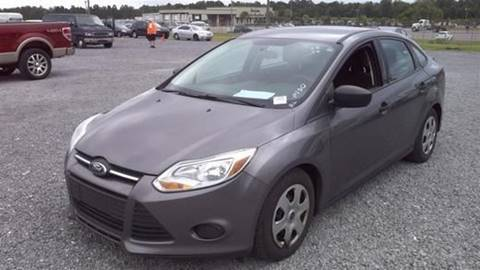 2014 Ford Focus for sale in Johnsonville, SC