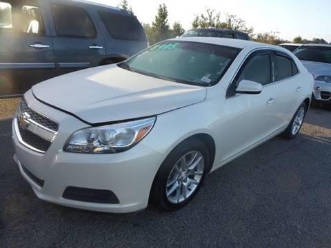 2013 Chevrolet Malibu for sale in Johnsonville, SC