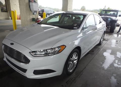 2014 Ford Fusion for sale in Johnsonville, SC