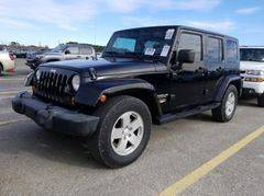 2007 Jeep Wrangler Unlimited for sale in Johnsonville, SC