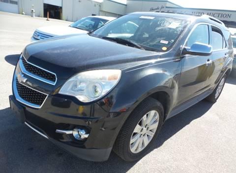 2010 Chevrolet Equinox for sale in Johnsonville, SC
