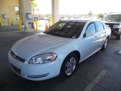 2012 Chevrolet Impala for sale in Johnsonville, SC