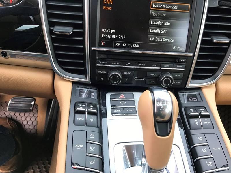 2014 Porsche Panamera AWD 4 4dr Sedan - Amherst NY