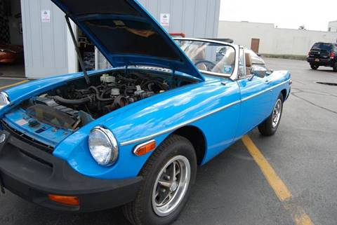 1980 MG MGB for sale in Amherst, NY