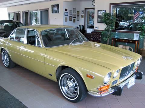 1973 Jaguar XJ-Series