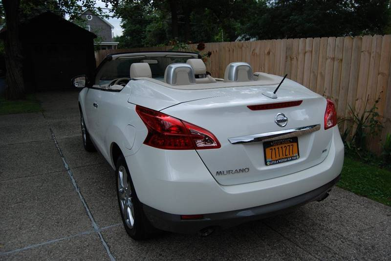 nissan crosscabriolet contact dearborn mi murano veh suv convertible awd in