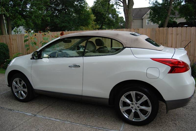 contact veh suv nissan in awd crosscabriolet convertible base murano