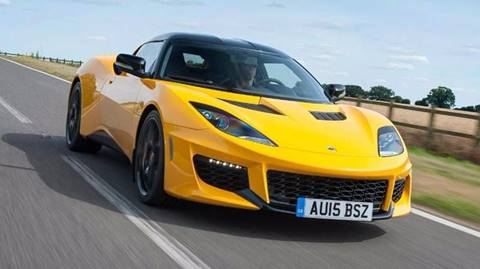 2017 Lotus Evora 400 for sale in Amherst, NY