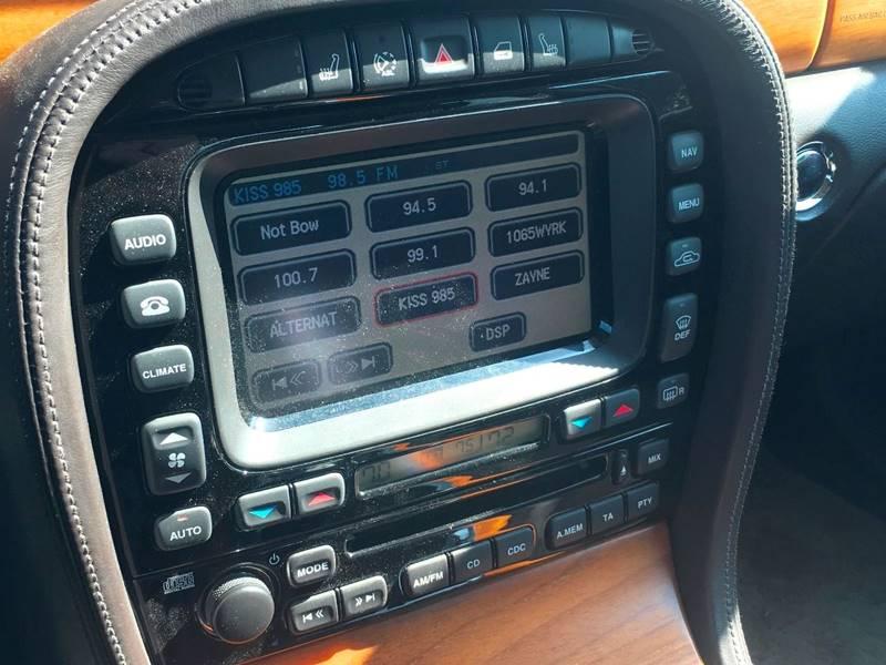 2006 Jaguar XJ-Series -Black Cherry Metallic-38,700 Original Miles! - Amherst NY