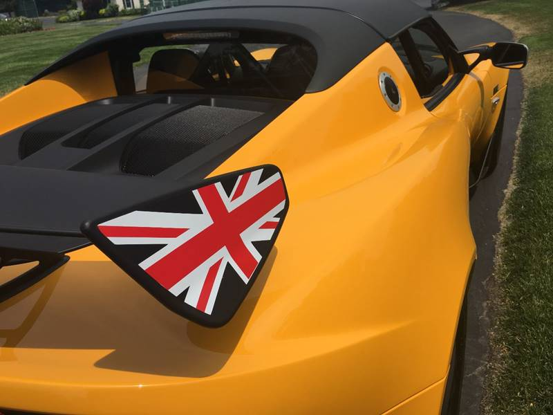 2014 Lotus Elise Cup R -Brand New- Solar Yellow - Amherst NY