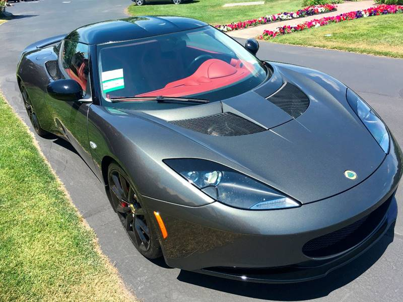 2014 Lotus Evora New- Full Factory Warranty- Gray - Amherst NY