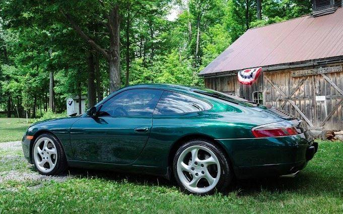 2001 Porsche 911 4 All-Wheel-Drive - Amherst NY