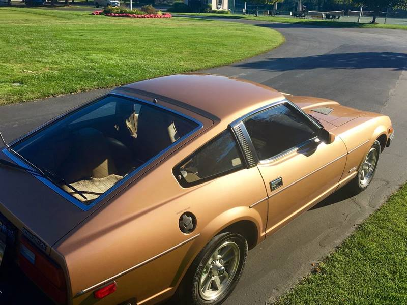 1979 Datsun 280ZX Original 40,000 mile One Owner Survivor! - Amherst NY