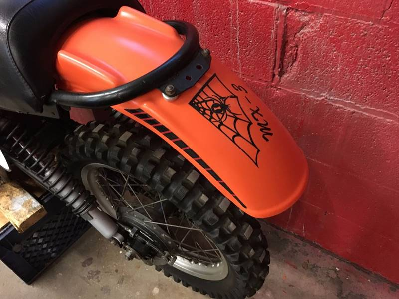 1977 Can-Am MX3  250 Black Widow - Amherst NY