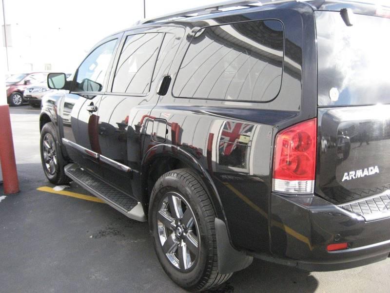 2014 Nissan Armada 4x4 Platinum 4dr SUV - Amherst NY