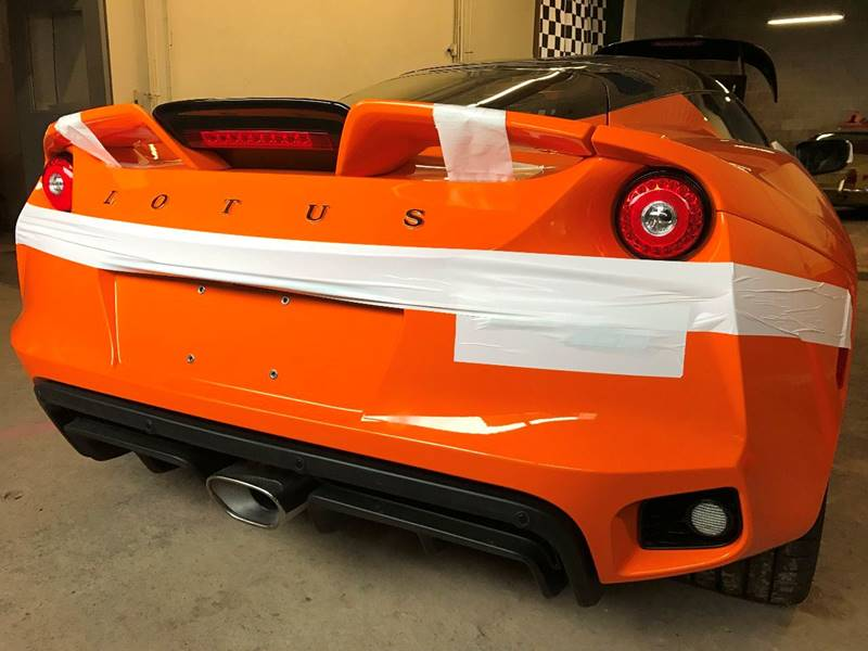 2017 Lotus Evora 400 2dr Coupe - Amherst NY