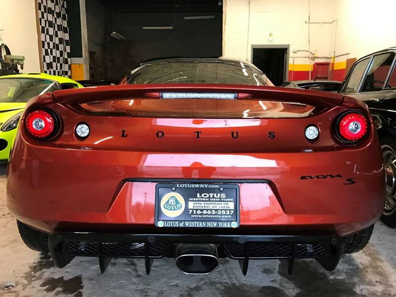 2014 Lotus Evora S 2+2 IPS S 2 2 Black Pack Edition - Amherst NY