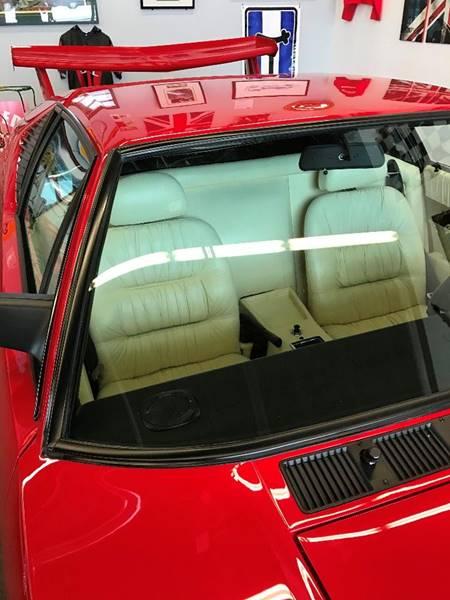 1974 De Tomaso Pantera white leather fully loaded - Amherst NY