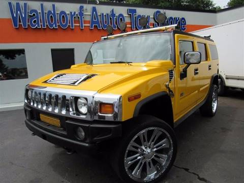 HUMMER H2 For Sale in Waldorf, MD - Carsforsale.com