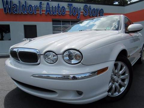 2003 Jaguar X Type For Sale In Waldorf, MD